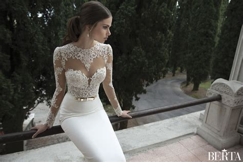 Berta Winter 2014 Bridal Collection