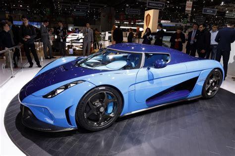 Le Top Des Supercars Du Salon De Genève 2018