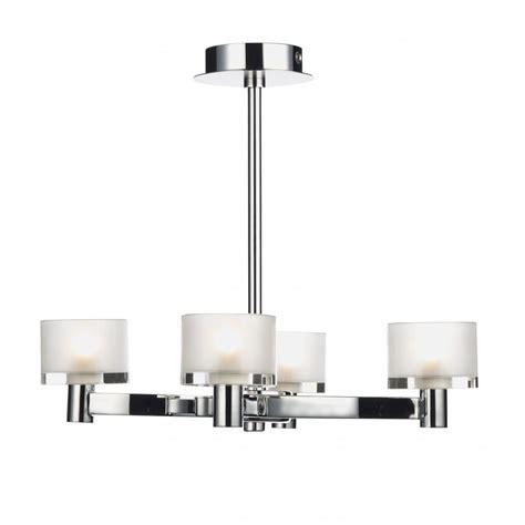 eto0450 eton ceiling light dar 4 light semi flush