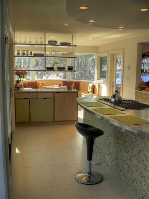 Knollwood renovation - Contemporary - Kitchen - Denver