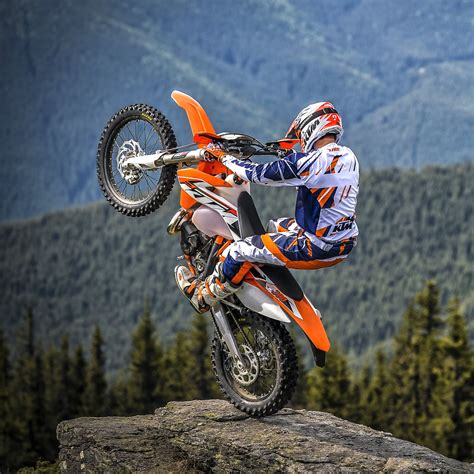 motocross bike pictures ktm exc 2015 media launch romania derestricted