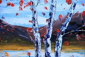 Birch, Tree, Fine, Art, Print