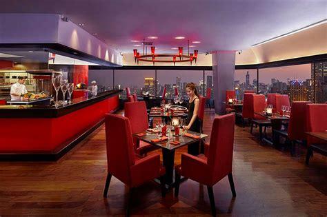 restaurant la cuisine 7 rib room bar steakhouse the landmark sukhumvit