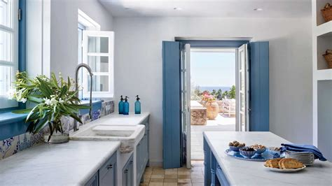 clean kitchen countertops granite quartz marble