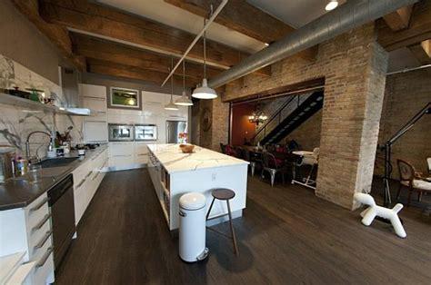 cuisine loft industriel la déco loft industriel tendance et esthétisme