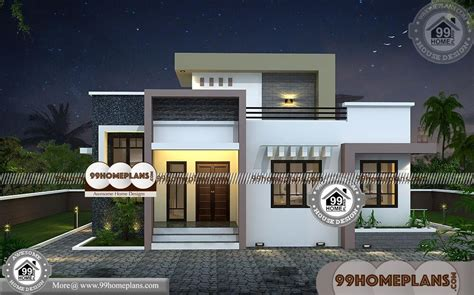 cost storey house design cost effective elevation plans