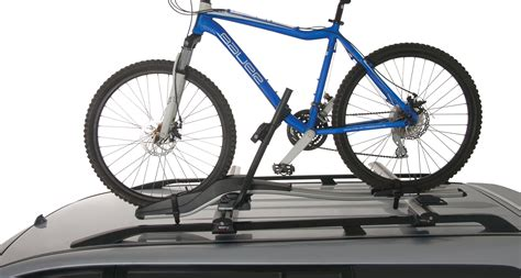 roof rack bike carrier bicycle roof post