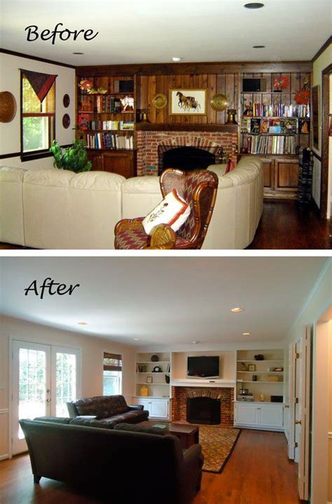 living rooms transformed  color    house   budget