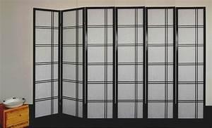Paravent Japonais Ikea : paravent shiro noir 3 4 5 6 ~ Teatrodelosmanantiales.com Idées de Décoration