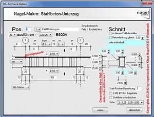 Stahlbeton Bewehrung Berechnen : makroverbund 4 ~ Themetempest.com Abrechnung