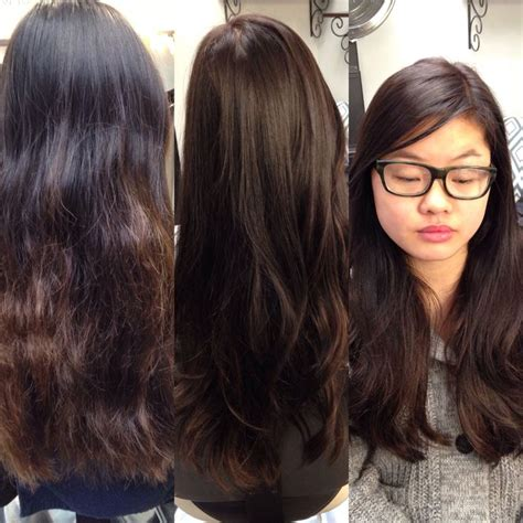 Rich Espresso Brown Hair by Changing Up Ombr 233 Into Rich Espresso Brown Hair By