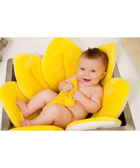baby bath sink insert canary yellow plush sink insert washcloth set 39 99