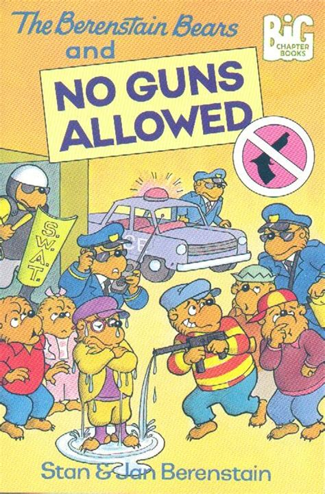 The 8 Most Awkward Berenstain Bears Books | The Robot's Voice
