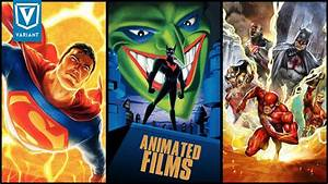 Top 10 Animated Superhero Movies Youtube