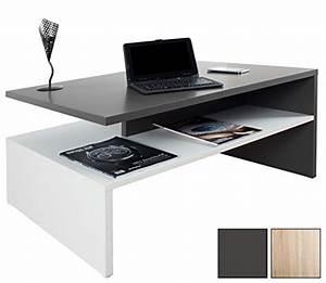 RICOO Couchtisch Modern Wohnzimmer TV Couch Tisch Mbel