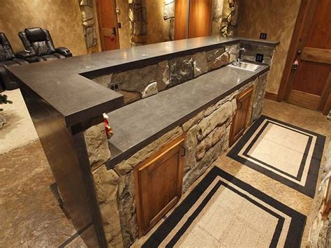 diy portable kitchen island best 25 bar countertops ideas on