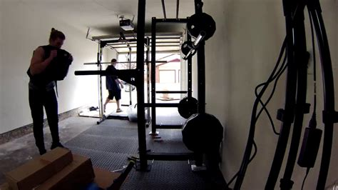 gym garage basic building