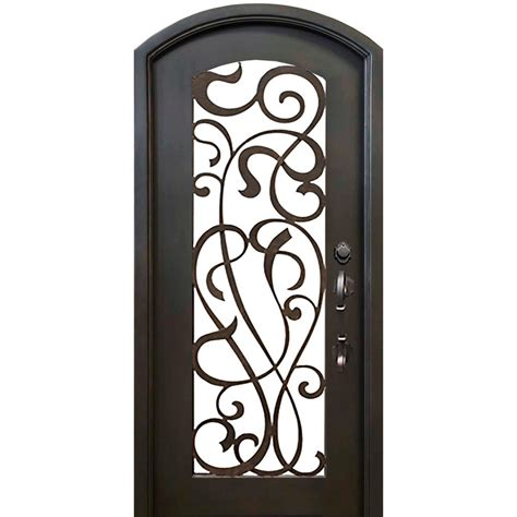 exterior iron doors single sl1014 iron door factory