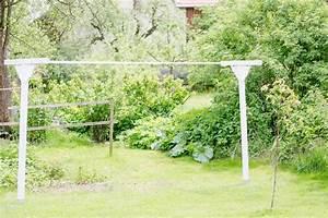 Nostalgische Wasserhähne Garten : nostalgische w scheleine aus holz selbstgemacht pomponetti ~ Michelbontemps.com Haus und Dekorationen