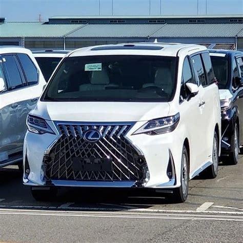 Liptovský mikuláš, slovakia (vehicle plate code lm). Lexus LM luxury Minivan - International Scene - Autocar ...
