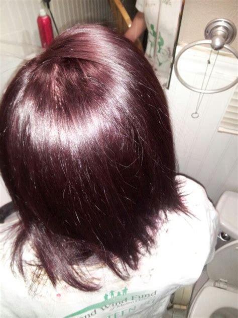 rv medium burgundy brown hair meee pinterest brown