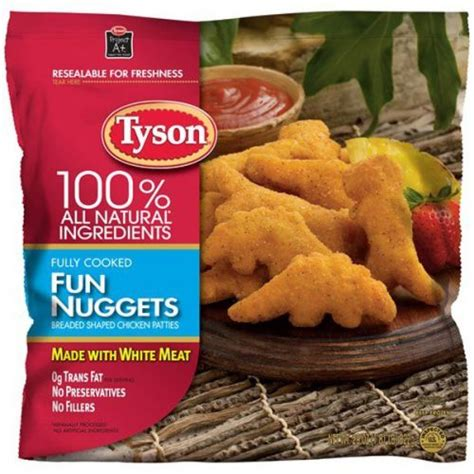 frozen chicken nuggets   options  avoid