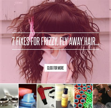 fixes  frizzy fly  hair beauty