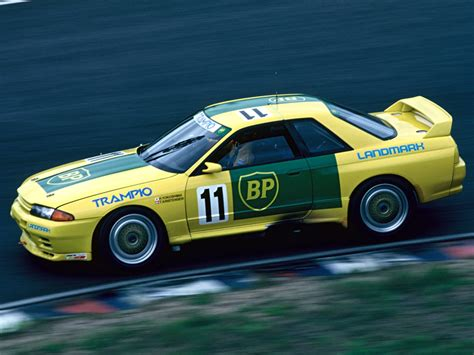 Nissan Skyline Gtr Jgtc Race Car (r32) '198993