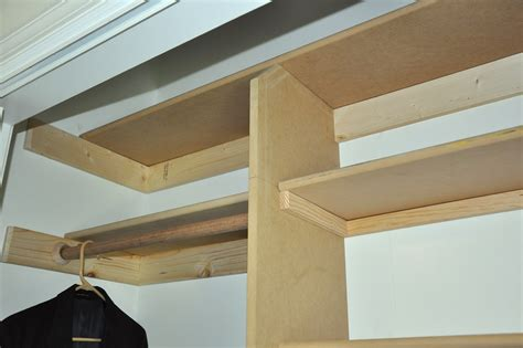 marvelous diy closet shelves mdf roselawnlutheran