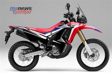 Honda Crf 250 Rally 7299 Due March 2017 Mcnews Com Au