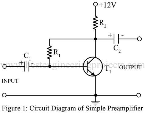Preamplifier Circuit