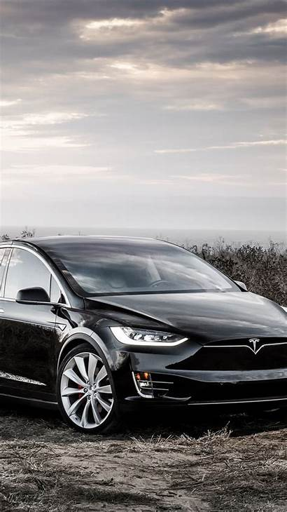 Tesla Electric Iphone Wallpapers Suv 6s Cave