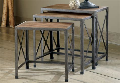 Vennilux Nesting End Tables Red Kitchen Sink Cast Iron Modern Lighting Design The Cat At Ken N Beck Walnut Cabinets Retro Play Country Tile Ideas Cream