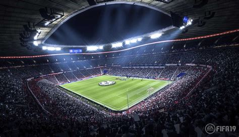 ea sports launch fifa  trailer  champions league soccerbible