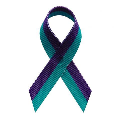 prevention awareness ribbons