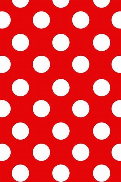 Polka Dots Dot Mickey Mouse Pattern Polkadot
