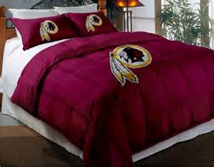 washington redskins nfl twin chenille embroidered comforter set with 2 shams 64 quot x 86 quot