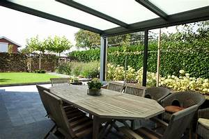 Toit Terrasse Aluminium : veranclassic pergola semi ferm e en aluminium ~ Edinachiropracticcenter.com Idées de Décoration
