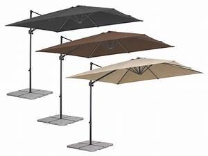 Sonnensegel Automatisch Aufrollbar Preise : schneider ampelschirm playa 250 x 250 cm lidl ~ Michelbontemps.com Haus und Dekorationen
