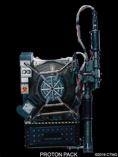 ghostbusters viral site reveals  scenes  equipment