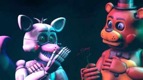 Fnaf Shipping Toy Freddy X Funtime Foxy Youtube