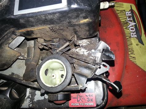 briggs stratton 450 series 148cc briggs and stratton 450 series mower not stopping outdoorking repair forum