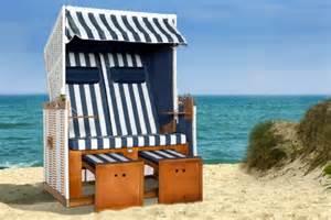design strandkorb xl strandkorb nordsee blau weiß riess ambiente de