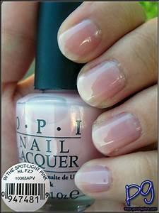 OPI In the Spot-Light Pink - Polish Galore