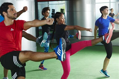 Fitness First Dubai Has Over 100 Group Exercise Classes ...