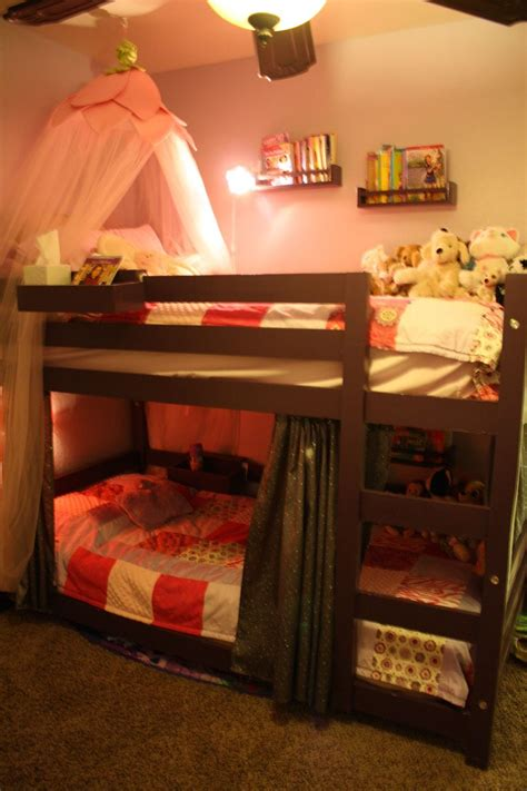 ana white bunk beds   small room diy projects