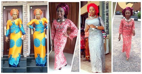 Fantastic Iro And Buba With Gele.   Amillionstyles.com