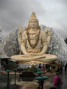 God is here: LORD SHIVA