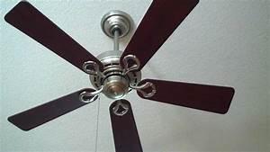 44 U0026quot  Hunter Coastal Breeze Ceiling Fan Part 2 Of 2