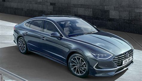 hyundai sonata officially revealed